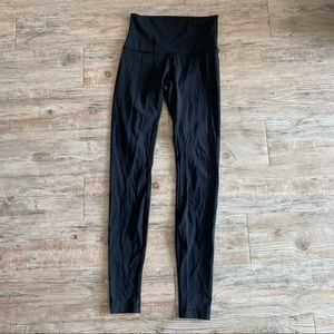 Lululemon Black Full On Luxtreme HR Leggings 6